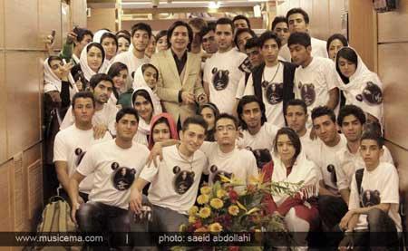 کنسرت محسن یگانه  , اخبار فرهنگی
