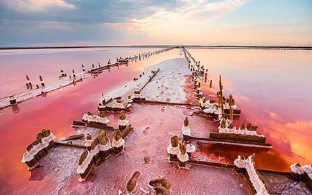 عکسهای جالب,عکسهای جذاب,صادرات نمک