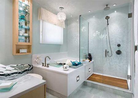 دکوراسیون حمام,دکوراسیون حمام و دستشویی,دکوراسیون حمام کوچک