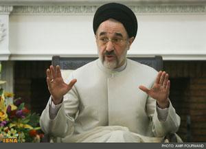 محمد خاتمی ,جشنواره نانو