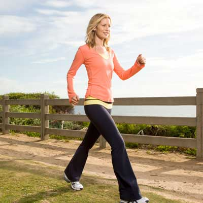نحوه صحیح پیاده روی,کم کردن وزن, اصول پیاده روی صحیح