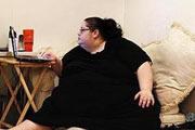 چاق ترین زن جهان