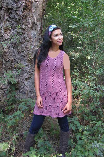 مدل لباس بافتنی زنانه
