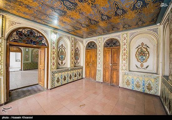 عکس: نارنجستان قَوام شیراز