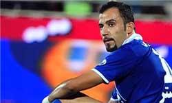 مصدومیت محمد قاضی, بهترین بازیکن آسیا