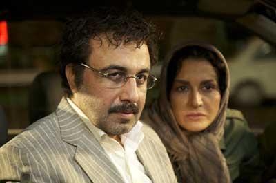 رضا عطاران و مریلا زارعی