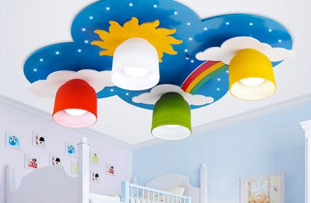 لوستر اتاق خواب کودک,مدل لوستر اتاق خواب کودک,تصاویر لوستر اتاق خواب کودک