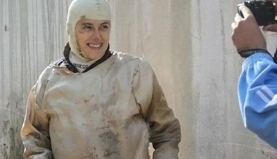 جایزه ویژه بدلکاری در دستان دختر ایرانی