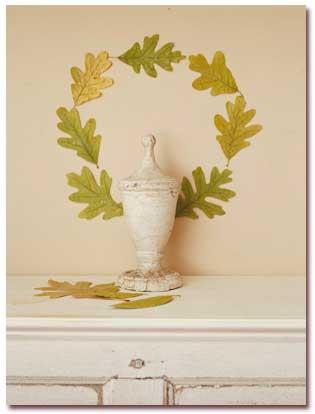 حلقه های گل زیبا برای تزیین منزلتان