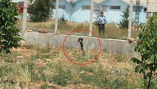 داعش به ترکیه موشک شلیک کرد +عکس