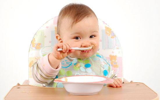 پیشنهادهای ما برای غذای نوزادان