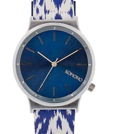 ساعت رنگی زنانه,ساعت زنانه Komono