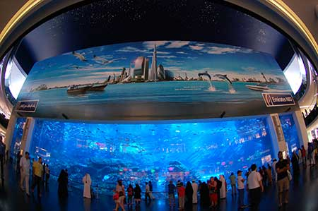 بزرگترین مرکز خرید جهان در دبی,بهترین مراکز خرید در دبی