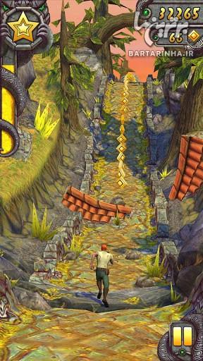 دانلود بازی محبوب Temple Run 2 اندروید
