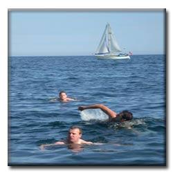 کاهش درد وتناسب اندام با ورزش شنا
