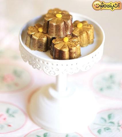 24 نوع غذا و شیرینی با تِمشکوفه های بهاری (1)
