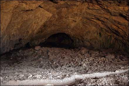 غار رود افشان,عکس غار رود افشان