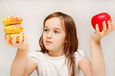 راههای پیشگیری از پیشگیری از چاقی کودک
