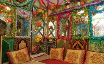 مراسم عروسی در قشم, مراسم ازدواج, آداب و رسوم ازدواج
