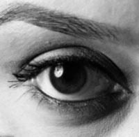 چشمان حساس