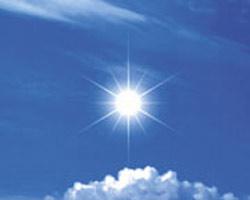 تاتثیرعجیب و باورنکردنی نور خورشید برپوست