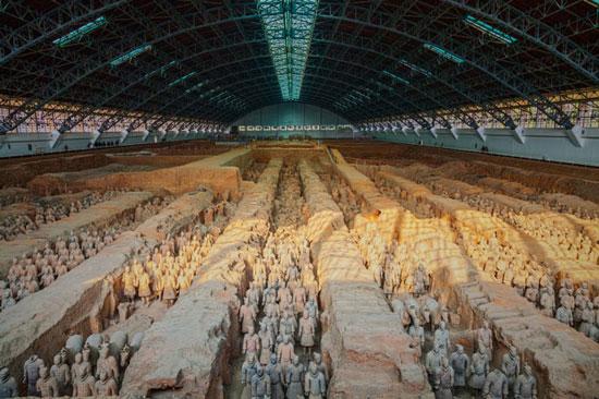 12 بنای تاریخی اسرارآمیز