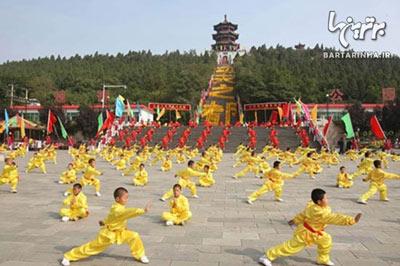 ووشو,هنرهای رزمی,جشنواره ووشوی شائولین,کونگ فوی چینی