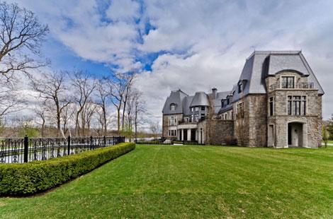 قصر خواننده تایتانیک,فروش قصر خواننده تایتانیک