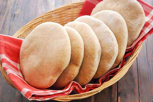 نانهای پف پفیِ خاورمیانه