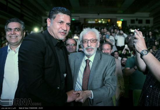 عکس: تجلیل از کمال الملک سینمای ایران