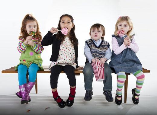 اصول شیک پوشی بچه ها برای نوروز