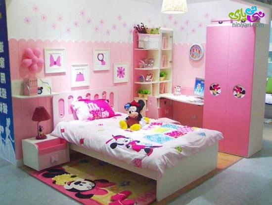 اتاق کودک را با رعایت این نکات زیباتر کنید