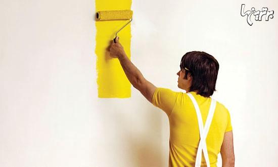 نقاش خانه خود باشید