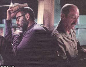 اولین تصاویر فیلم عرب نیا در نقش شهید چمران , تصاویر عرب نیا در نقش شهید چمران