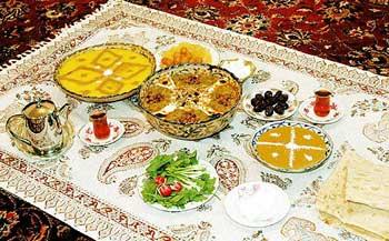 آداب و رسوم ماه رمضان, رسوم شهرها در ماه رمضان