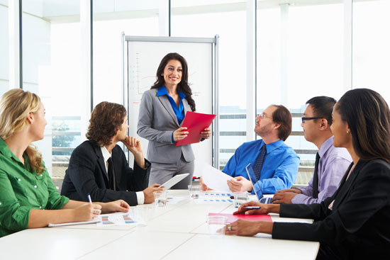 ۵ مهارت عالی برای جلسات حضوری با مشتری
