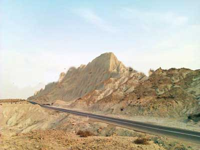 جاذبههای طبیعی سیستان و بلوچستان