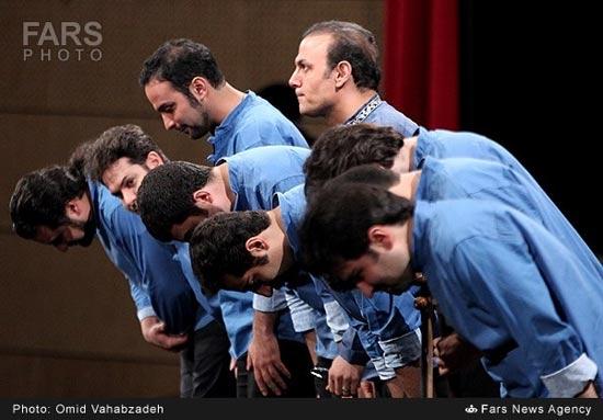عکس: کنسرت «علیرضا قربانی» در برج میلاد