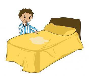 خیس کردن بچه ها,شب اداری,شب اداری در کودکان,علت شب ادراری در کودکان