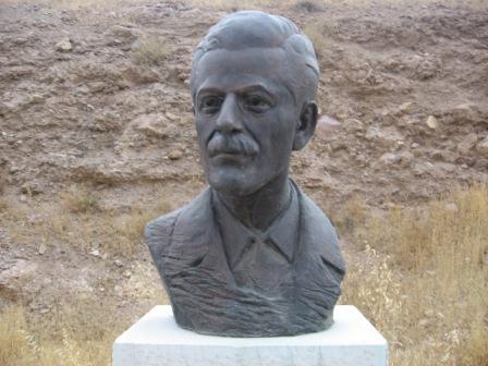 مجسمه جلال آل احمد