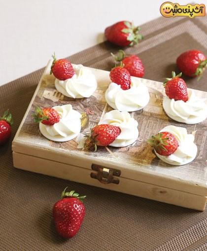 10 مدل دسر و شیرینی مخصوص عصرانه های بهاری! (1)