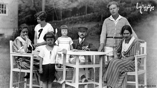 توماس مان، نویسنده اولین رمان اجتماعی آلمان