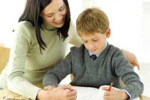 درس خواندن,درس خواندن کودک,تمرکز کودک