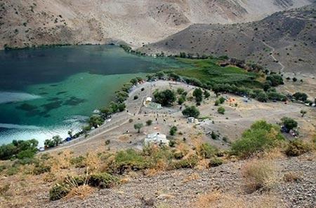 عکس های دریاچه گهر