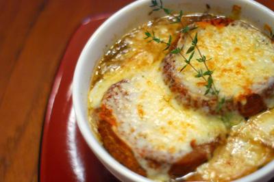 درست کردن سوپ پیاز فرانسوی,طرز تهیه سوپ پیاز