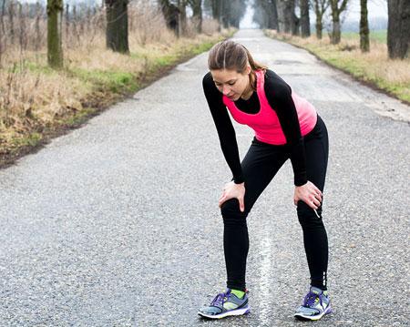 علل درد قفسه سینه هنگام دویدن,درد قفسه سینه,ورزش
