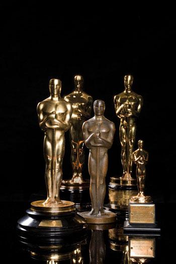 رکوردداران جوایز اسکار