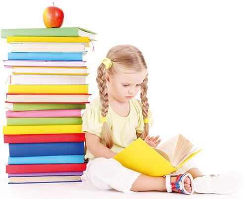کتابدرمانی برای کوچولو!