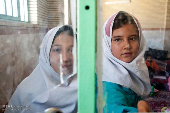 عکس: مدارس خودگران افغان